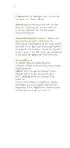 Sprach und Kulturkurse Wintersemester 2012 - Istituto Italiano di ... - Seite 4