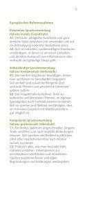 Sprach und Kulturkurse Wintersemester 2012 - Istituto Italiano di ... - Seite 5