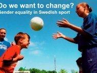 Mona MEIJER - EWS European Women and Sport