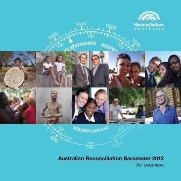 2012-Australian-Reconciliation-Barometer-Overview