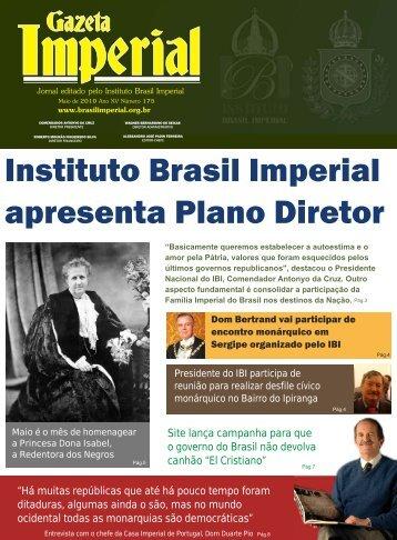 """""""Há muitas repúblicas que até há pouco tempo ... - Brasil Imperial"""