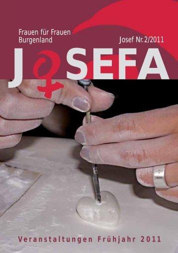 Veranstaltungen Frühjahr 2011 J SEFA - Verein für Frauen