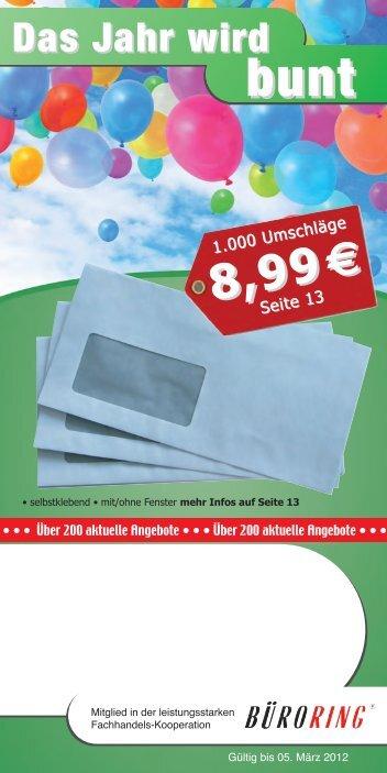 DIN lang Flyer 1-2012 - BMC-Marketing