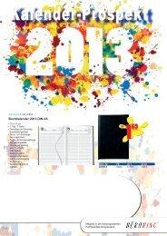 Kalender-Prospekt - BMC-Marketing