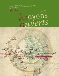 La collection de «ces messieurs» les sulpiciens - Bibliothèque et ...