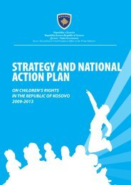 Strategy and National Action Plan on Children's rights in the ...