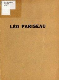 LÉO PARISEAU