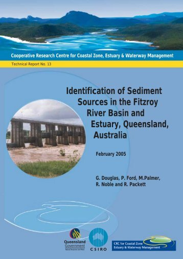 Identification of Sediment Sources in the Fitzroy River ... - OzCoasts