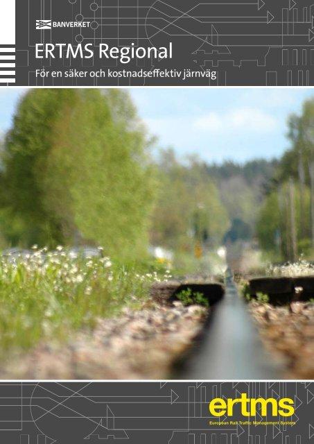 ERTMS Regional - Banportalen