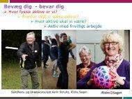 Karin Schultz, Ældresagen. Bevægelse og  frivilligt arbejde.pdf - HK