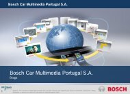Bosch Car Multimedia Portugal S.A.