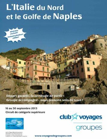 et au Golfe de Naples
