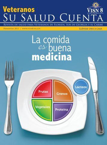 Veteranos su Salud Cuenta - Primavera 2013 - VISN 8