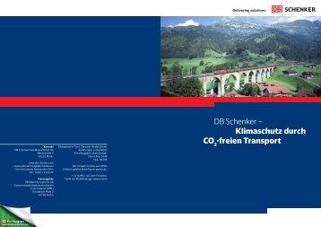 DB Schenker - Deutsche Bahn AG