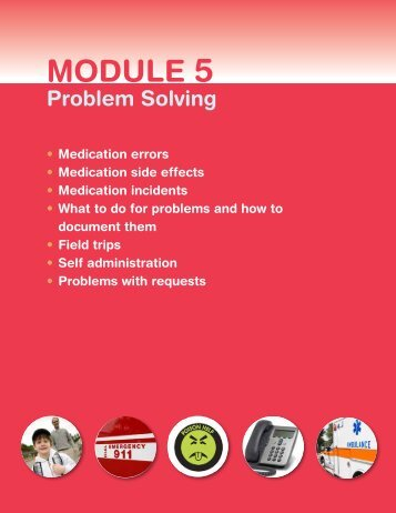 MODULE 5 - Healthy Child Care America