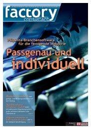 Passgenau und - Psipenta Software Systems GmbH