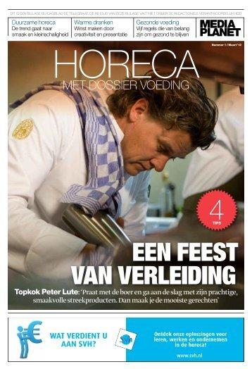 Horeca & Catering bijlage Telegraaf 29 maart 2012 - Koninklijke ...