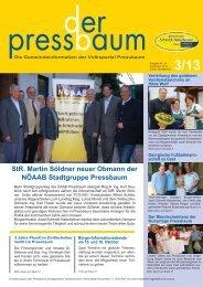 02233 / 57448 - Volkspartei Pressbaum