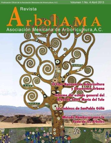 ArbolAMA No.4 Vol.1 abril 2013 [Baja Resolución] - Asociación ...