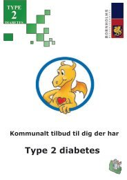 Type 2 diabetes kursus