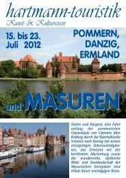 masuren 2005 4c - touristik-hartmann.de