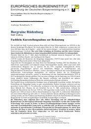 Kurzbericht Herbst 2013 mit Erkenntnissen und Handlungsbedarf