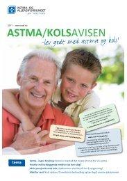 ASTMA/KOLSAVISEN - Norges Astma- og Allergiforbund