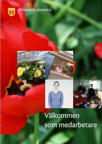 Välkommen som medarbetare, klicka här! - Strängnäs kommun