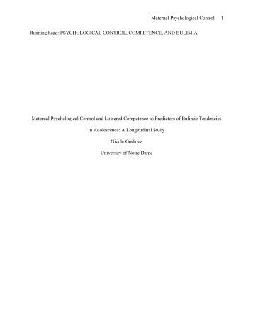final project psychological disorder analysis psy 270 Psy 270 week 9 final project psychological disorder analysis.