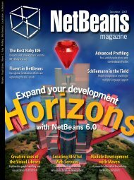 Dynamic Web Development with NetBeans and Ruby