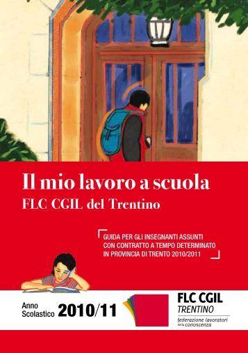 Guida per insegnanti della scuola primaria e ... - CGIL del Trentino
