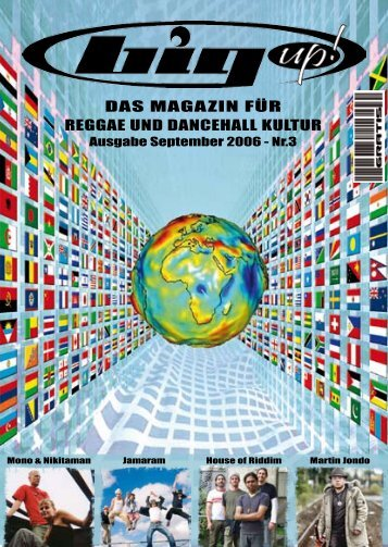 Magazin Nr.3 Web Edition - Big Up! Magazin