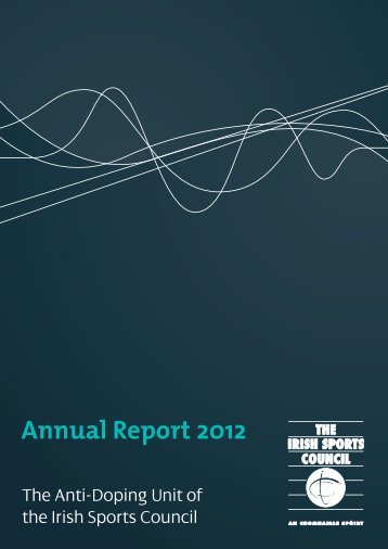Annual Report 2012 - The Irish Sports Council