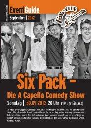September | 2012 - Live-Club