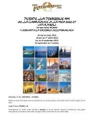 TOUTE LA TURQUIE 2013 - Voyages à rabais
