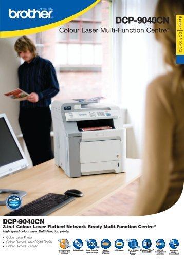 DCP-9040CN - Sydney Office Equipment