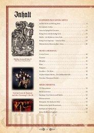 Inhalt - Zillo Medieval