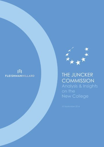 The-Juncker-Commission-Analysis