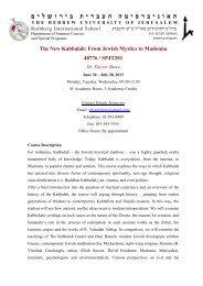 On the Kabbalah and Its Symbolism - Gershom Scholem pdf