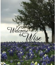 2009 Welcome to Wise.indd - Wise County Messenger