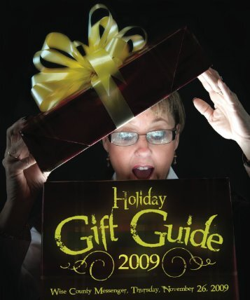 Holiday_Gift_Guide_2.. - Wise County Messenger