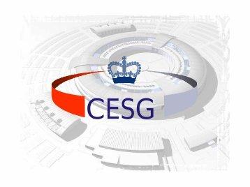 CESG Interop Report - oasis pki