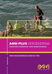 ANW-PLUS - PGB