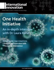 Rethinking vaccination - One Health Initiative