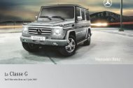 18 - G:Tarifs - Sitesreseau.mercedes.fr - Mercedes-Benz France