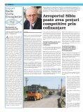 Teatrul Radu Stanca şi FITS înghit de la buget 3,9 ... - Sibiu 100 - Page 6