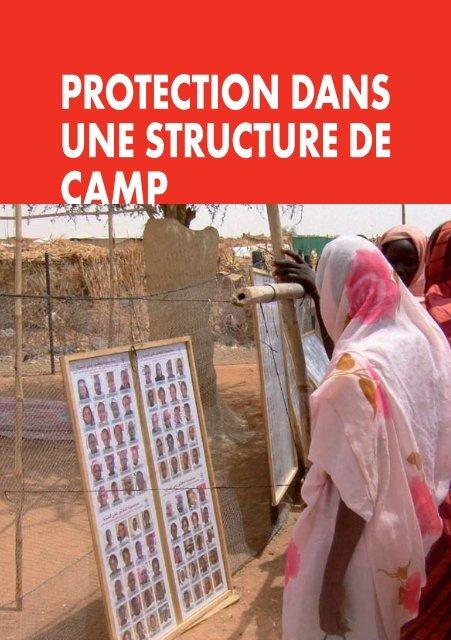 Chapitre 8 Protection dans une structure de camp