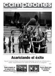 Acariciando el éxito - La Opinión de Zamora