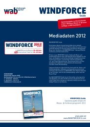 Guide - WINDFORCE 2013