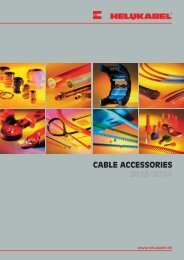 CABLE ACCESSORIES 2013/2014